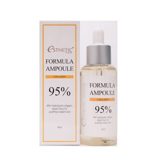 Сыворотка для лица с коллагеном FORMULA AMPOULE COLLAGEN, 80 мл
