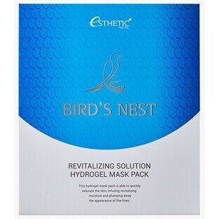Набор/Гидрогел. маска д/лица BIRD'S NEST REVITALIZING HYDROGEL MASK PACK, 5шт