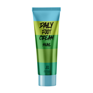 Крем для ног SNAIL DAILY FOOT CREAM, 100 мл